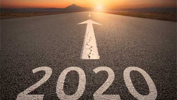 Moving forward in 2020